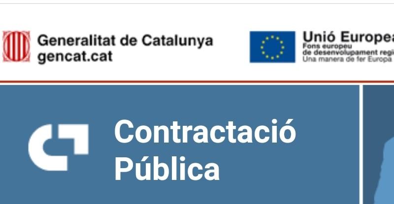Anunci licitacio Servei públic de transport especial en taxis adaptats i no adaptats de persones amb mobilitat reduïda del municipi de Barcelona